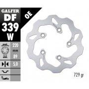 Disco de freno moto fijo galfer - DF339W