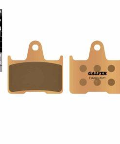 Pastillas de freno Galfer FD267G1371
