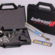 Kit montaje andreani para amortiguador de dirección Ohlins R6 06-19