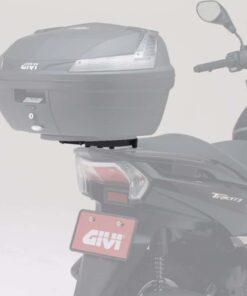 Adaptador posterior GIVI específico para maleta MONOLOCK® - SR2120