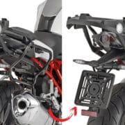 Portamaletas lateral GIVI F/Rápida BMW R1200R/RS - R1250R/RS - PLXR5117