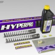 Set muelles progresivos más aceite Hyperpro