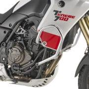Defensas motor acero inox GIVI Yamaha Tenere 700 - TN2145OX