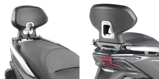 Respaldo GIVI Honda Forza 125/300 2021 - TB1187A